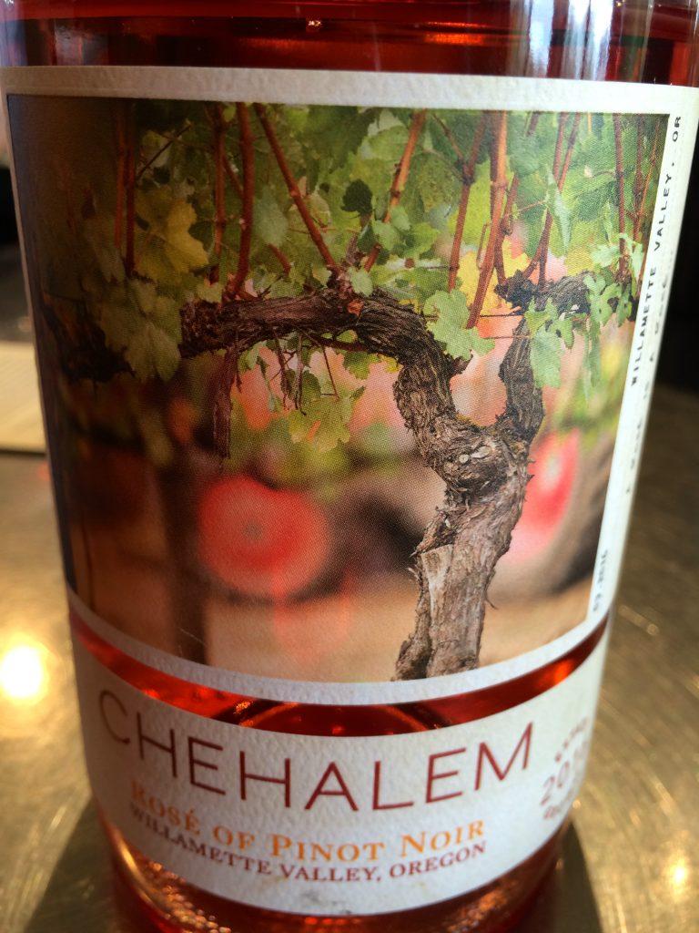 2016 Chehalem Rosé of Pinot noir