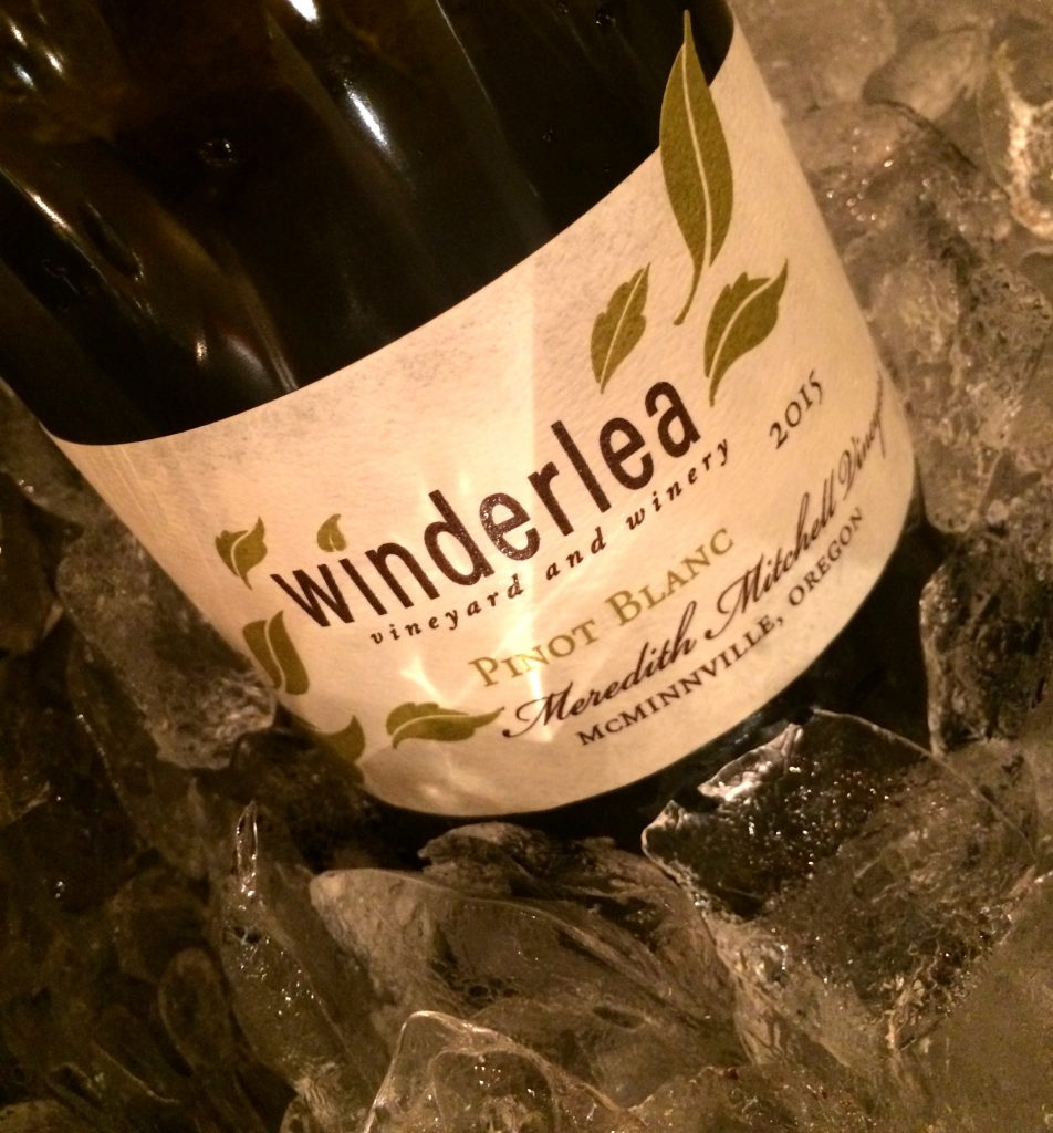 2015 Winderlea Vineyard Pinot blanc