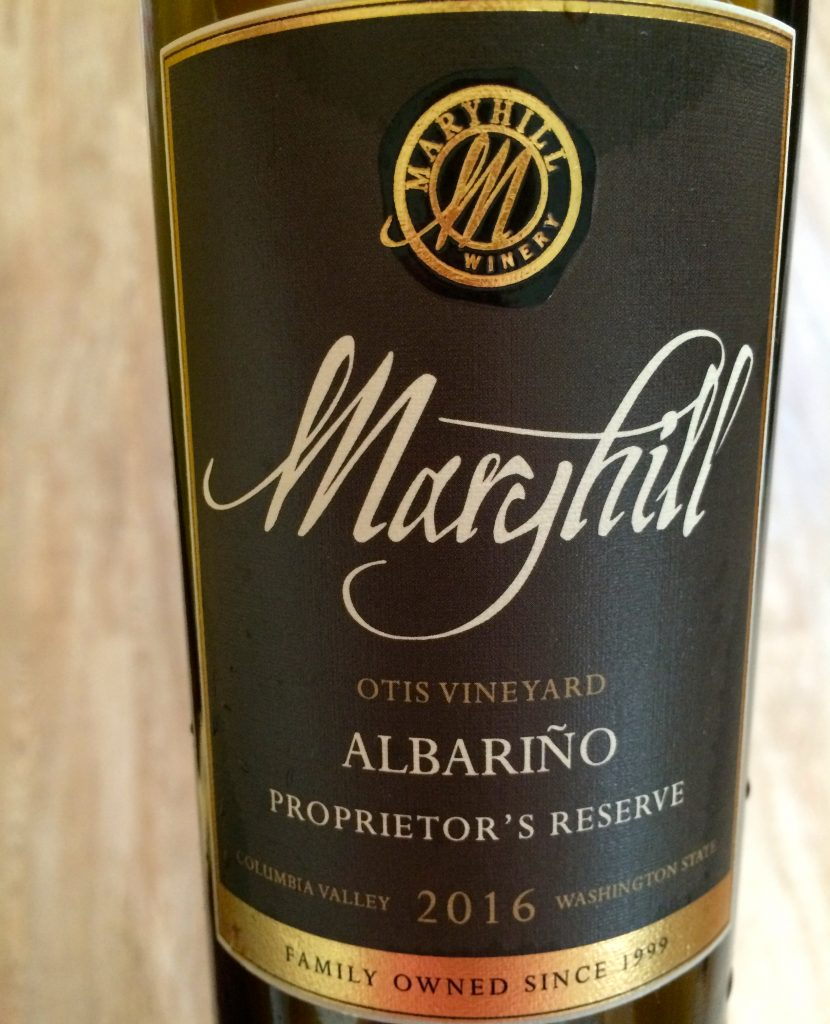 2016 Maryhill Winery Proprietor's Reserve Albariño